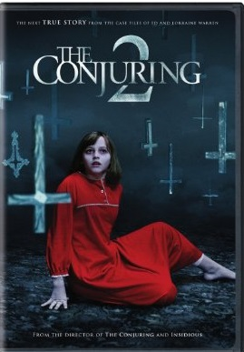Book Cover: The conjuring 2