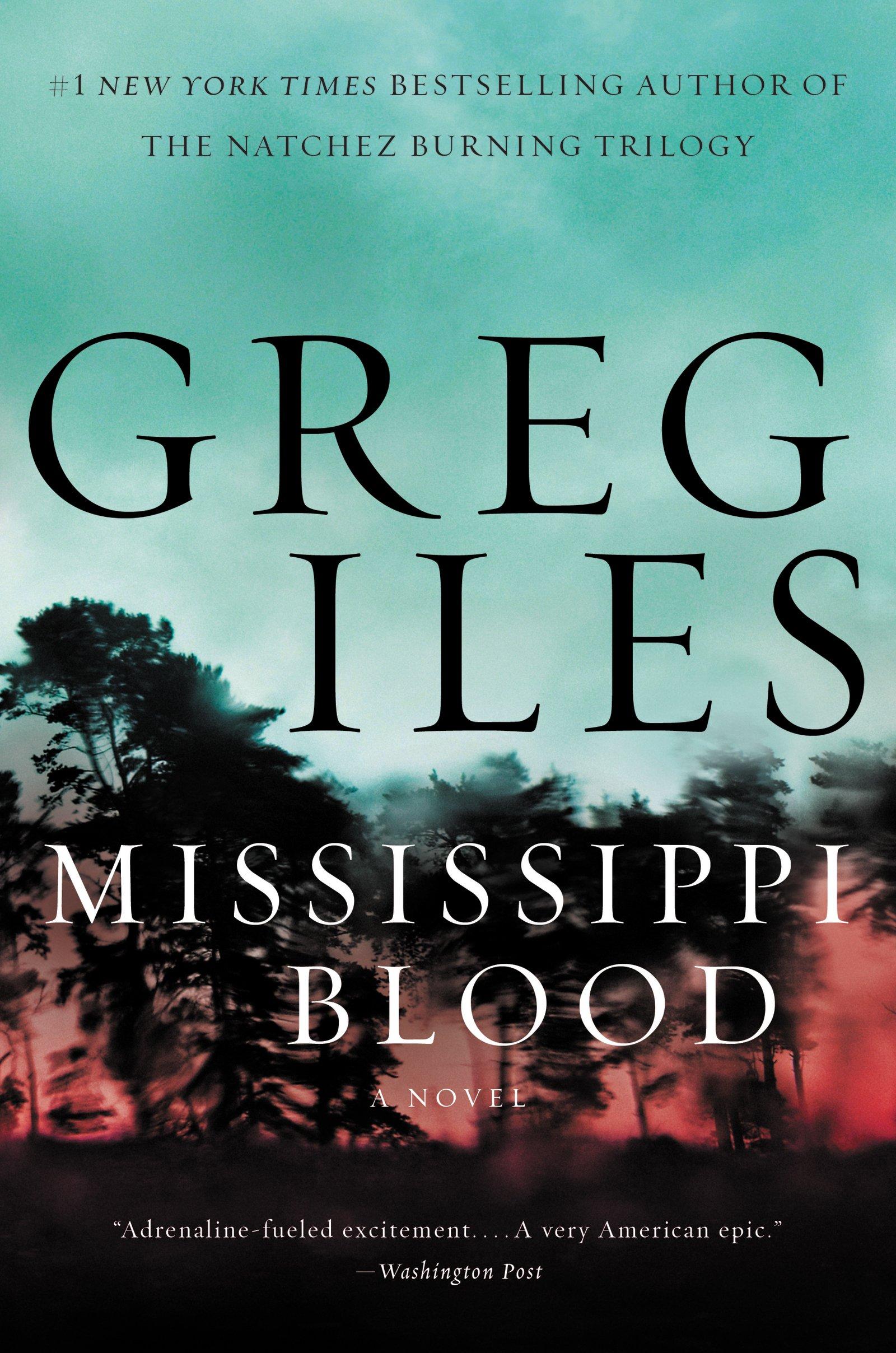 Book Cover: Mississippi Blood: A Novel