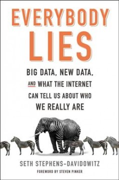Book Cover: Needles and Haystacks: Smart Thinking in the Age of New Data
