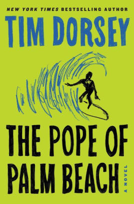 Book Cover: The Pope of Palm Beach: A Novel