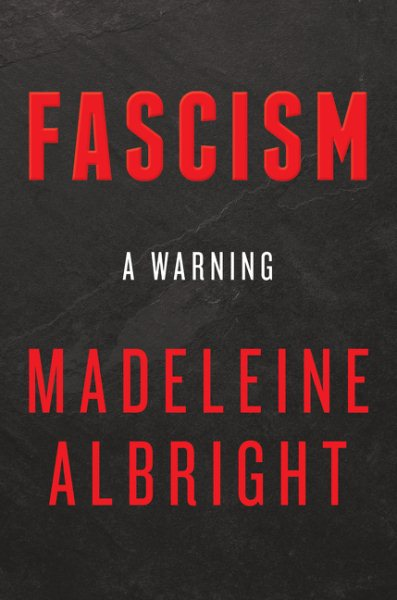 Book Cover: Fascism