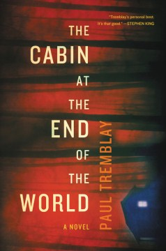 Book Cover: The cabin at the end of the world
