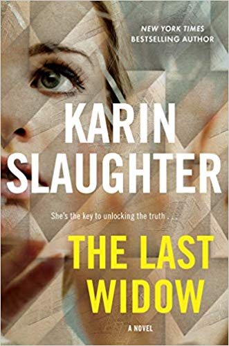 Book Cover: The Last Widow: A Novel