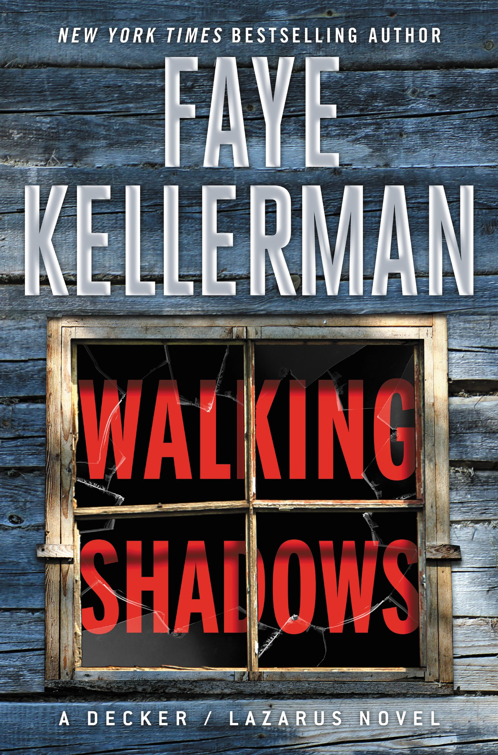 Book Cover: Walking Shadows
