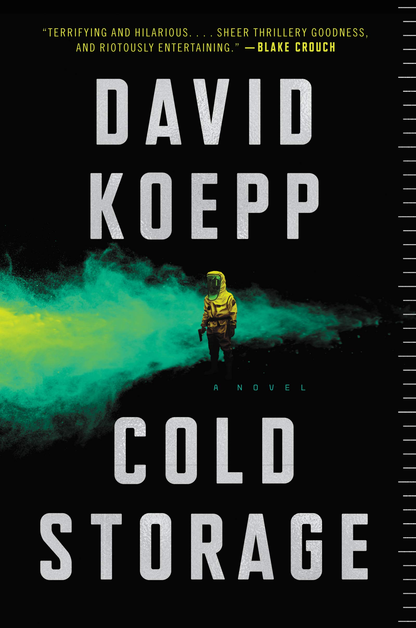Book Cover: Cold Storage: A Novel