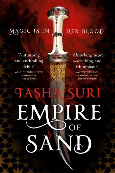 Book Cover: Empire of Sand