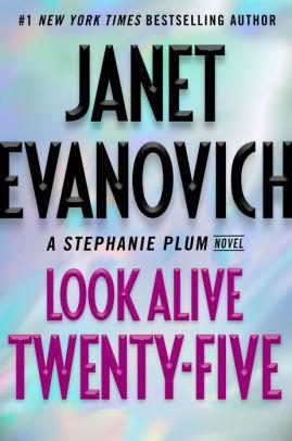 Book Cover: Look Alive Twenty-Five: A Stephanie Plum Novel