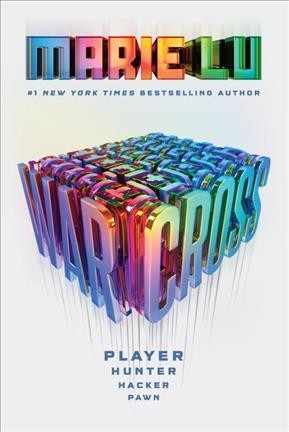 Book Cover: Warcross