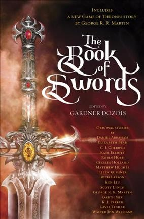 Book Cover: The Book of Swords