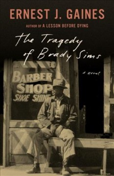 Book Cover: The Tragedy of Brady Sims
