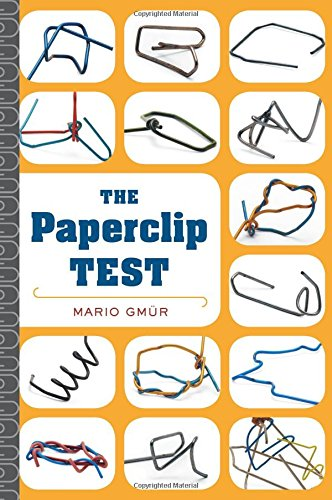 Book Cover: The Paperclip Test: A Personality Quiz Like No Other