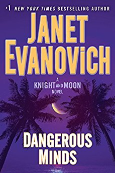 Book Cover: Dangerous Minds: A Knight and Moon Novel