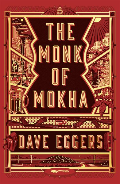 Book Cover: The Monk of Mokha