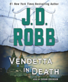 Book Cover: Vendetta in Death: An Eve Dallas Novel (In Death, Book 49)