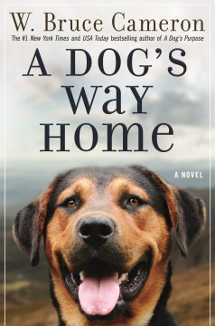 Book Cover: A Dog's Way Home