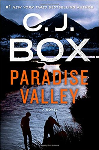 Book Cover: Paradise Valley