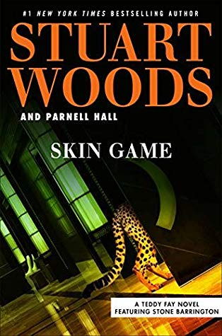 Book Cover: Skin Game