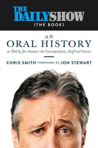 Book Cover: Daily show - the book : an oral history