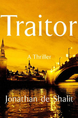 Book Cover: Traitor: A Thriller