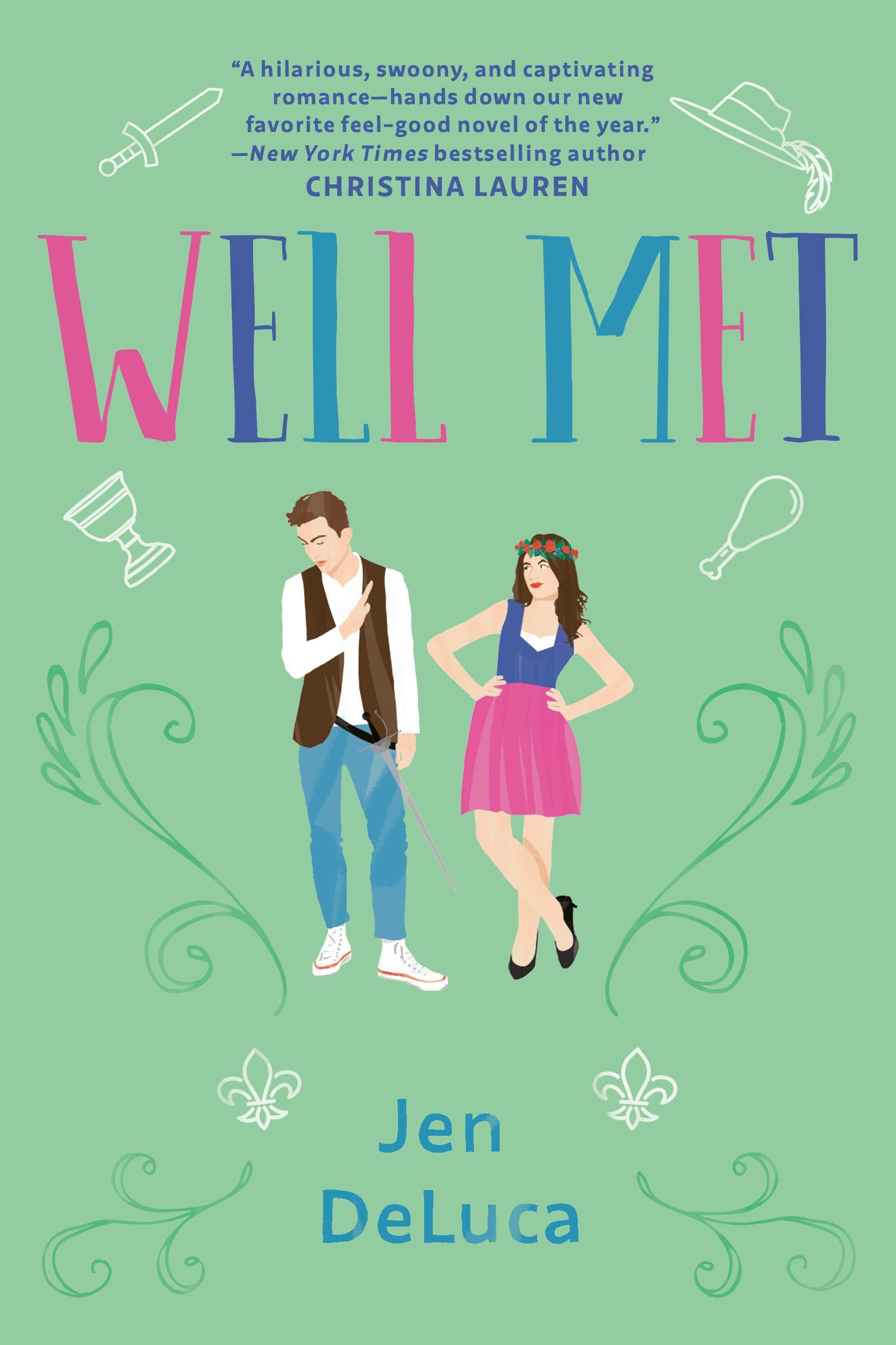 Book Cover: Well Met