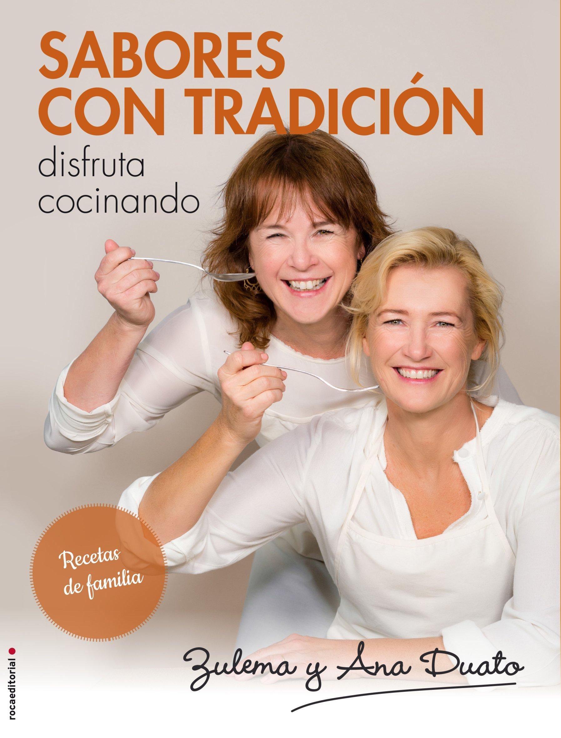 Book Cover: Sabores con tradicion
